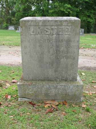 UMSTED, SARAH V - Jackson County, Arkansas | SARAH V UMSTED - Arkansas Gravestone Photos