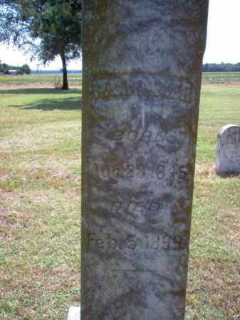 WALKER, W C - Jackson County, Arkansas | W C WALKER - Arkansas Gravestone Photos