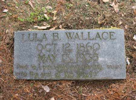 WALLACE, LULA B - Jackson County, Arkansas | LULA B WALLACE - Arkansas Gravestone Photos