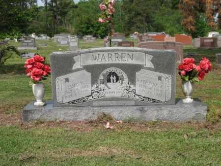 WARREN, KATHRINE A - Jackson County, Arkansas | KATHRINE A WARREN - Arkansas Gravestone Photos