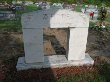 WHITE, JUANITA - Jackson County, Arkansas | JUANITA WHITE - Arkansas Gravestone Photos