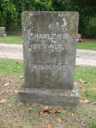 WILLIAMS, CHARLES A - Jackson County, Arkansas | CHARLES A WILLIAMS - Arkansas Gravestone Photos