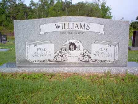 WILLIAMS, FRED - Jackson County, Arkansas | FRED WILLIAMS - Arkansas Gravestone Photos