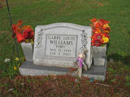 "WILLIAMS, GARRY LOUIS ""POPPY"" - Jackson County, Arkansas 