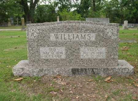 WILLIAMS, VESTA - Jackson County, Arkansas | VESTA WILLIAMS - Arkansas Gravestone Photos