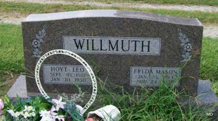 WILLMUTH, FREDA - Jackson County, Arkansas | FREDA WILLMUTH - Arkansas Gravestone Photos