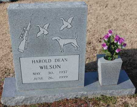 WILSON, HAROLD DEAN - Jackson County, Arkansas | HAROLD DEAN WILSON - Arkansas Gravestone Photos