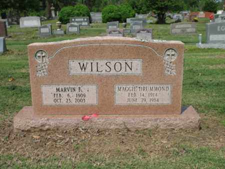 DRUMMOND WILSON, MAGGIE - Jackson County, Arkansas | MAGGIE DRUMMOND WILSON - Arkansas Gravestone Photos