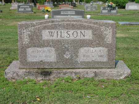 WILSON, DELLA A - Jackson County, Arkansas | DELLA A WILSON - Arkansas Gravestone Photos