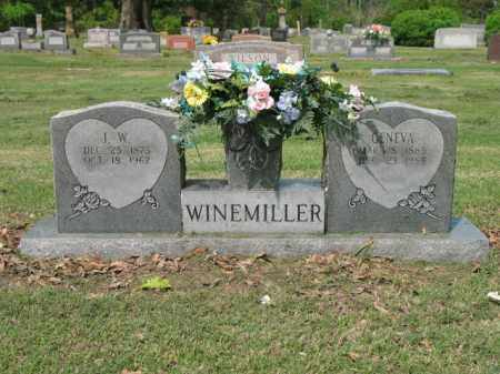 WINEMILLER, JIM  W - Jackson County, Arkansas | JIM  W WINEMILLER - Arkansas Gravestone Photos