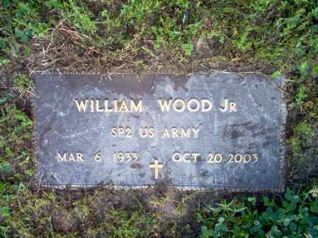 WOOD, JR (VETERAN), WILLIAM - Jackson County, Arkansas | WILLIAM WOOD, JR (VETERAN) - Arkansas Gravestone Photos