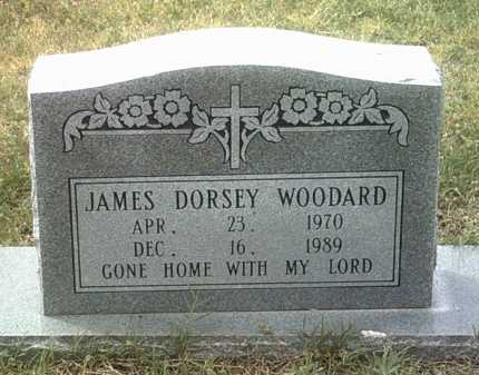 WOODARD, JAMES DORSEY - Jackson County, Arkansas | JAMES DORSEY WOODARD - Arkansas Gravestone Photos