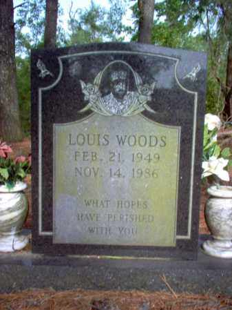 WOODS, LOUIS - Jackson County, Arkansas | LOUIS WOODS - Arkansas Gravestone Photos