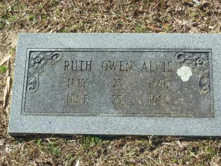 ALVIS, RUTH - Jefferson County, Arkansas | RUTH ALVIS - Arkansas Gravestone Photos