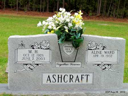 ASHCRAFT, M H - Jefferson County, Arkansas | M H ASHCRAFT - Arkansas Gravestone Photos