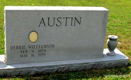 AUSTIN, DEBBIE - Jefferson County, Arkansas | DEBBIE AUSTIN - Arkansas Gravestone Photos