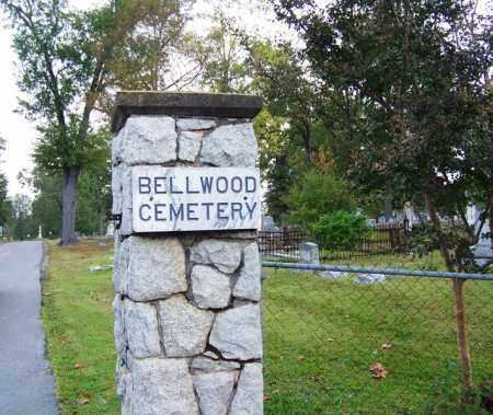 *BELLWOOD CEMETERY,  - Jefferson County, Arkansas |  *BELLWOOD CEMETERY - Arkansas Gravestone Photos