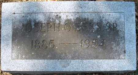 BESS, JOSEPH O.  SR. - Jefferson County, Arkansas | JOSEPH O.  SR. BESS - Arkansas Gravestone Photos