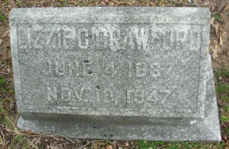 CRAWFORD, LIZZIE O. - Jefferson County, Arkansas | LIZZIE O. CRAWFORD - Arkansas Gravestone Photos