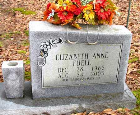 FUELL, ELIZABETH ANNE - Jefferson County, Arkansas | ELIZABETH ANNE FUELL - Arkansas Gravestone Photos