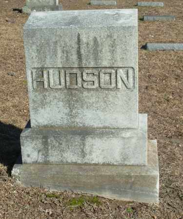 HUDSON FAMILY STONE,  - Jefferson County, Arkansas |  HUDSON FAMILY STONE - Arkansas Gravestone Photos