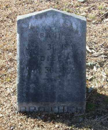 JOHNSON, JOHN - Jefferson County, Arkansas | JOHN JOHNSON - Arkansas Gravestone Photos