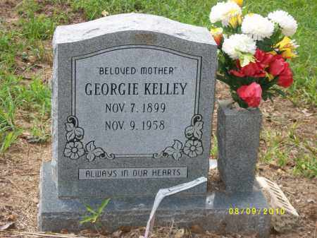 KELLEY, GEORGIE - Jefferson County, Arkansas | GEORGIE KELLEY - Arkansas Gravestone Photos
