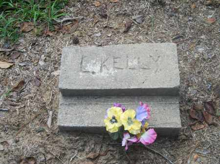 KELLY, L - Jefferson County, Arkansas | L KELLY - Arkansas Gravestone Photos