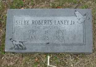 LANEY, SELBY ROBERTS - Jefferson County, Arkansas | SELBY ROBERTS LANEY - Arkansas Gravestone Photos