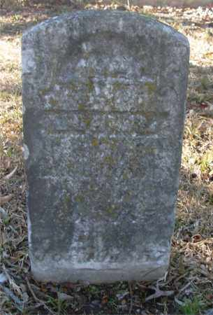 LOWRY, UNKNOWN - Jefferson County, Arkansas | UNKNOWN LOWRY - Arkansas Gravestone Photos