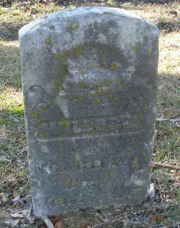 LOWRY, WILLOBY - Jefferson County, Arkansas   WILLOBY LOWRY - Arkansas Gravestone Photos