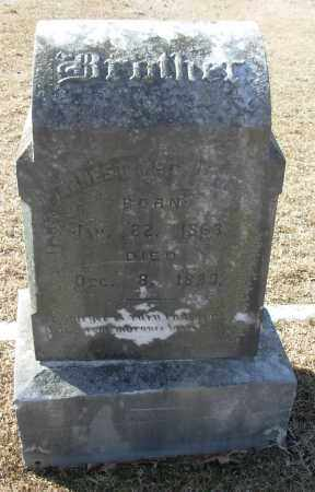MCGAUGHY, ERNEST - Jefferson County, Arkansas | ERNEST MCGAUGHY - Arkansas Gravestone Photos