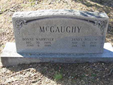 MCGAUGHY, BONNE - Jefferson County, Arkansas | BONNE MCGAUGHY - Arkansas Gravestone Photos