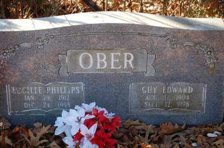 OBER, LUCILLE - Jefferson County, Arkansas | LUCILLE OBER - Arkansas Gravestone Photos