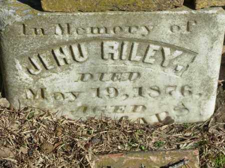 RILEY, JEHU - Jefferson County, Arkansas | JEHU RILEY - Arkansas Gravestone Photos