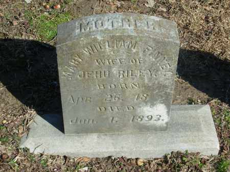 RILEY, MARY WILLIAM - Jefferson County, Arkansas | MARY WILLIAM RILEY - Arkansas Gravestone Photos