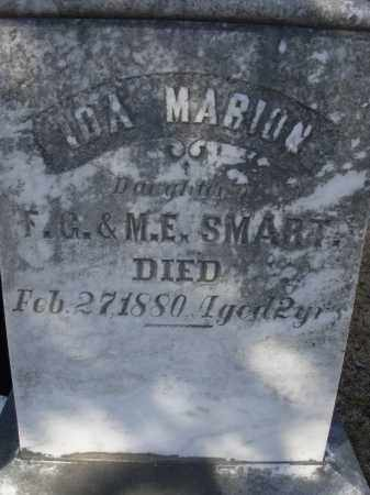 SMART, IDA MARION - Jefferson County, Arkansas | IDA MARION SMART - Arkansas Gravestone Photos
