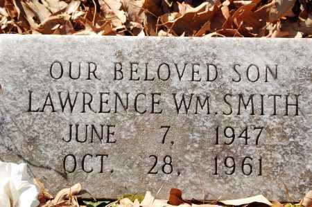 SMITH, LAWRENCE WILLIAM - Jefferson County, Arkansas | LAWRENCE WILLIAM SMITH - Arkansas Gravestone Photos