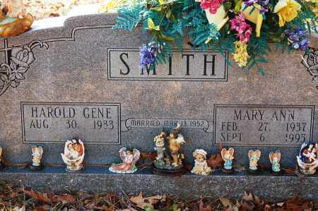 SMITH, MARY ANN - Jefferson County, Arkansas | MARY ANN SMITH - Arkansas Gravestone Photos