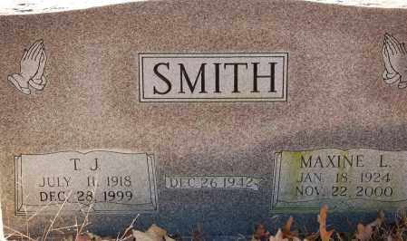 SMITH, MAXINE L. - Jefferson County, Arkansas | MAXINE L. SMITH - Arkansas Gravestone Photos