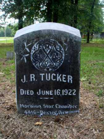 TUCKER, J R - Jefferson County, Arkansas | J R TUCKER - Arkansas Gravestone Photos