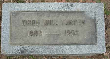 TURNER, MARY - Jefferson County, Arkansas | MARY TURNER - Arkansas Gravestone Photos