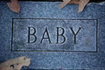 UNKNOWN, BABY - Jefferson County, Arkansas | BABY UNKNOWN - Arkansas Gravestone Photos