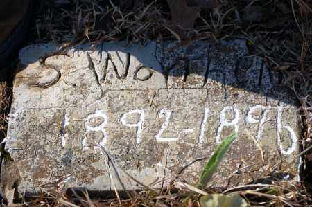 WORTHEN, S. - Jefferson County, Arkansas | S. WORTHEN - Arkansas Gravestone Photos