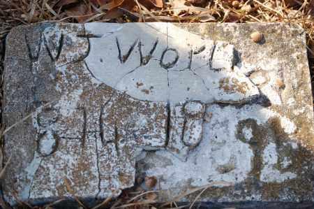 WORTHEN, W. J. - Jefferson County, Arkansas   W. J. WORTHEN - Arkansas Gravestone Photos
