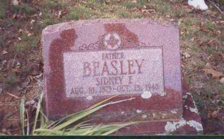 BEASLEY, SIDNEY EUGENE - Johnson County, Arkansas | SIDNEY EUGENE BEASLEY - Arkansas Gravestone Photos