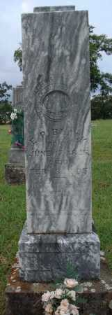 BLACK, E. P. - Johnson County, Arkansas | E. P. BLACK - Arkansas Gravestone Photos