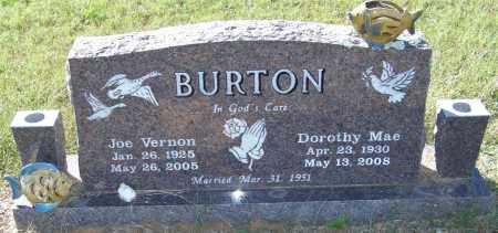 ALDERSON BURTON, DOROTHY MAE - Johnson County, Arkansas | DOROTHY MAE ALDERSON BURTON - Arkansas Gravestone Photos