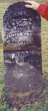 CARTER, JAMES P - Johnson County, Arkansas | JAMES P CARTER - Arkansas Gravestone Photos