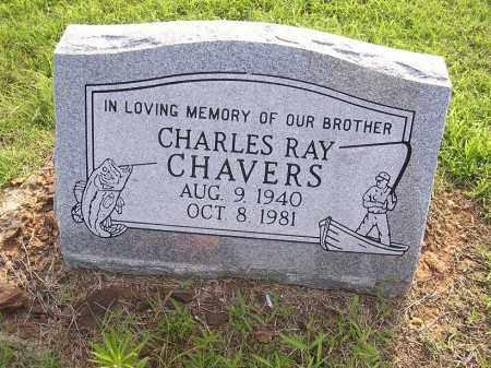 CHAVERS, CHARLES RAY - Johnson County, Arkansas | CHARLES RAY CHAVERS - Arkansas Gravestone Photos